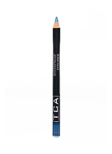 Tca Studio Make Up Waterproof Eyeliner - Royal Blue Mavi